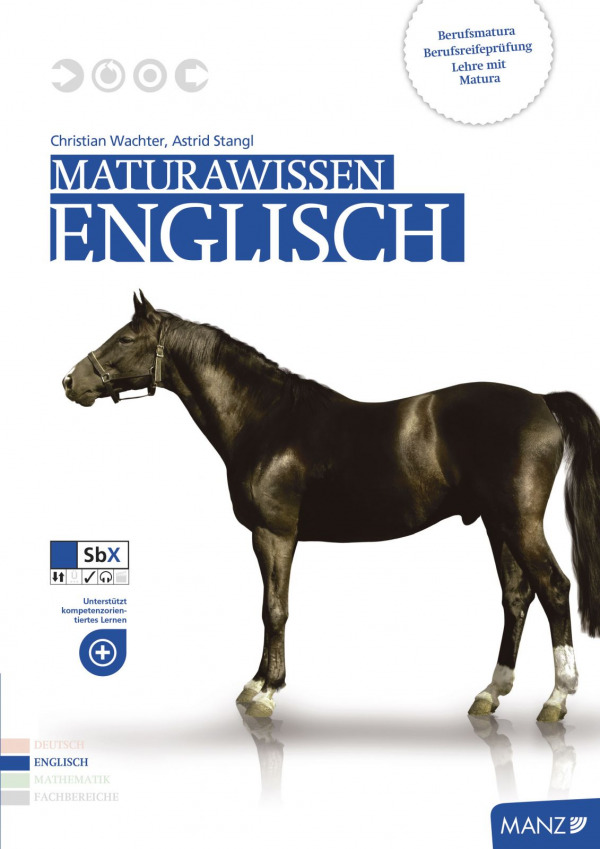 Maturawissen Englisch, Manz