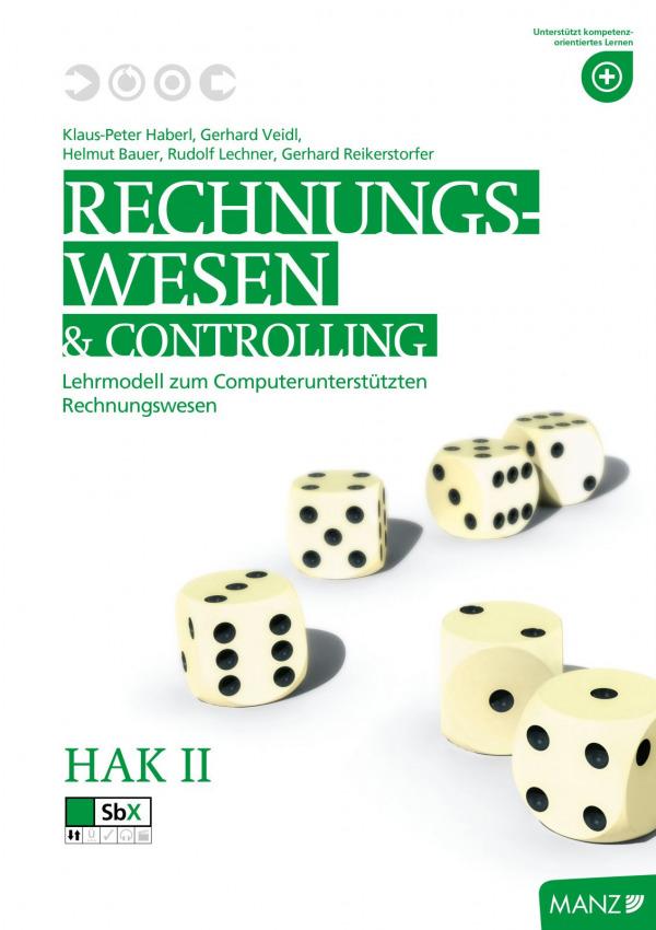 Lehrmodell zu Rechnungswesen HAK II, Manz