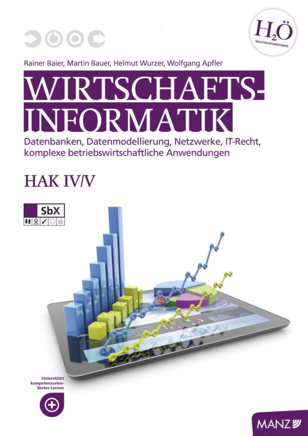 Wirtschaftsinformatik HAK IV/V, Manz