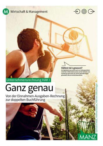 Bild – Cover – Unternehmensrechnung HAK I