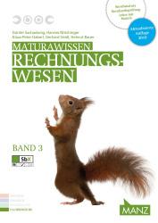 Maturawissen Rechnungswesen Band 3, Manz