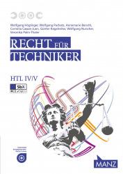 Recht für Techniker HTL IV/V, Manz