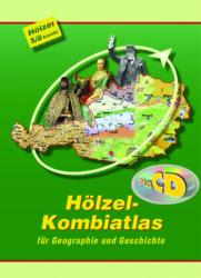 Hölzel-Kombiatlas plus CD mit E-Book, Manz