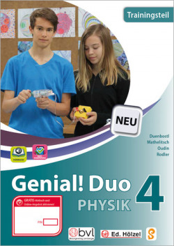 Genial Duo 4 Physik Trainingsteil Hoelzel Verlag