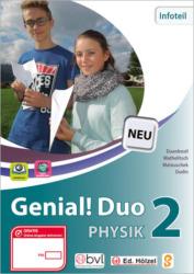 Genial! Duo Physik 2 - Infoteil, Manz