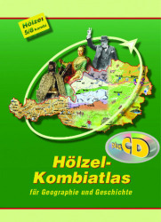 Hölzel-Kombiatlas plus CD, Manz
