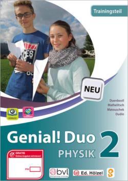 Genial Duo 2 Physik Trainingsteil Hoelzel Verlag