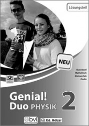 Genial! Duo Physik 2 (Lösungen), Manz