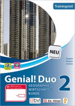 Genial Duo 2 GW Hoelzel Verlag Trainingsteil