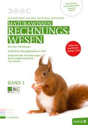 Maturawissen Rechnungswesen, Band 1, Manz