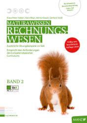 Maturawissen Rechnungswesen, Band 2, Manz